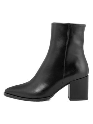 Ботинки черные | 4676370