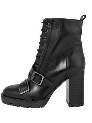 Ботинки черные - PAOLA FERRI - 4676380