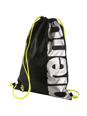 Сумка-рюкзак чорна | 4651238