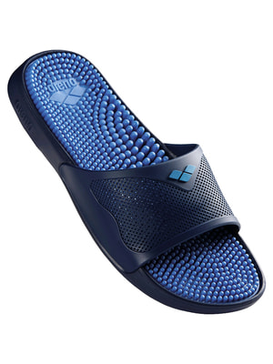 Шлепанцы синие | 4651292