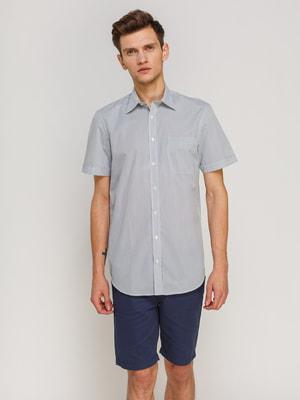 Рубашка в полоску | 4670687