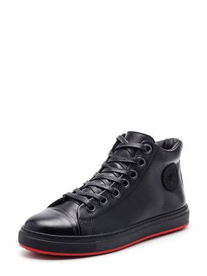 Ботинки черные - Broni - 670155