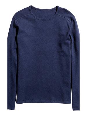 Джемпер темно-синий пижамный | 3644904