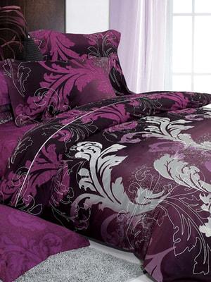 Комплект постельного белья двуспальный (евро) | 4679145