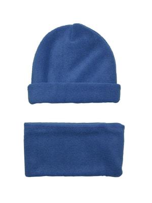 Комплект: шапка и шарф-снуд | 4680299