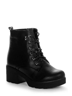 Черевики чорні | 4669954