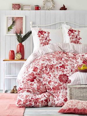 Комплект постельного белья двуспальный (евро) | 4635014