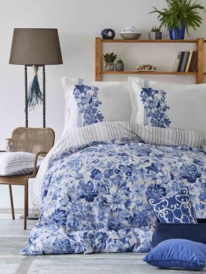 Комплект постельного белья двуспальный (евро) | 4635015