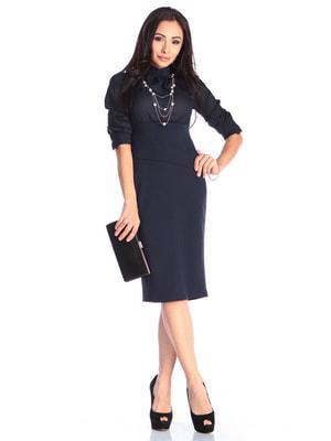 Сукня темно-синя | 4683285
