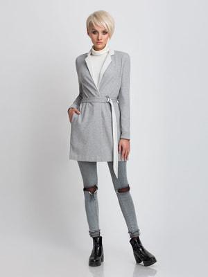 Кардиган серый | 4683923