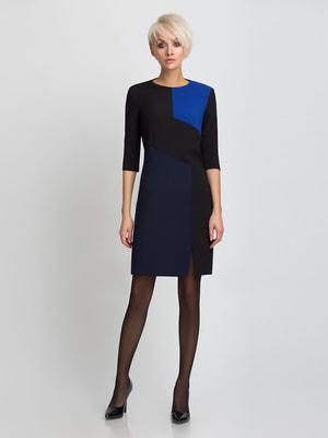 Платье трехцветное | 4683924