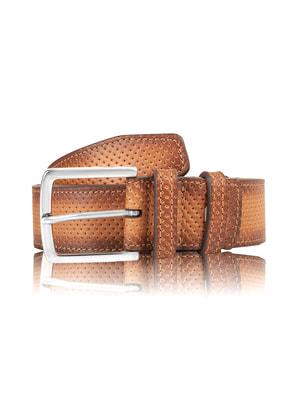 Ремінь коричневий (125 см) | 4672926