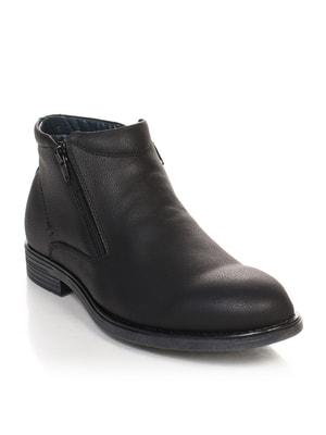 Ботинки черные   4674682
