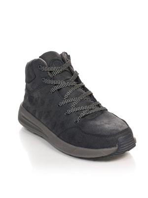 Ботинки темно-синие   4674675