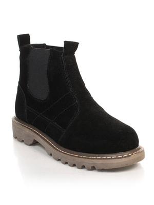 Ботинки черные | 4674661