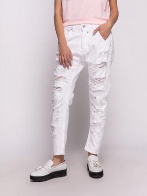 Джинсы белые | 4629030