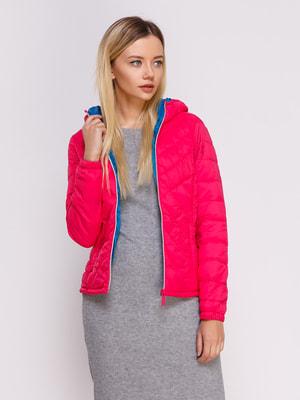 Куртка розовая | 4626898
