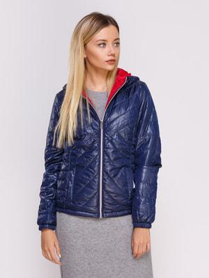 Куртка синяя | 4628439