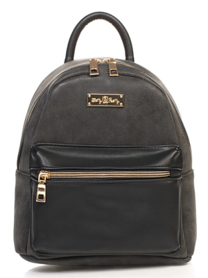 Рюкзак сіро-чорний | 4674707