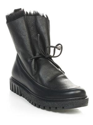 Ботинки черные | 4649006