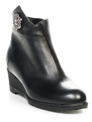 Ботинки черные | 4649004