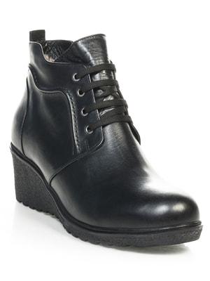 Ботинки черные | 4649003