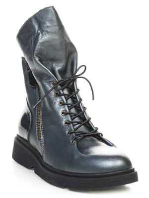 Ботинки серые | 4649002
