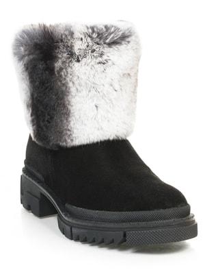 Ботинки черные   4648998