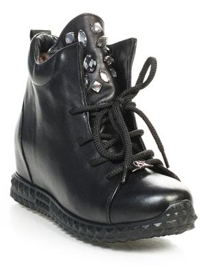 Черевики чорні | 4648997