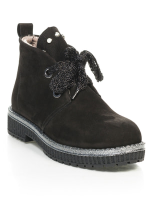 Ботинки черные | 4649008