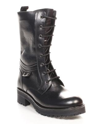 Ботинки черные   4609737