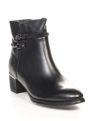 Ботинки черные | 4649030