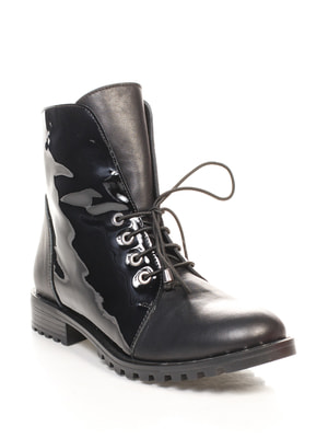 Ботинки черные | 3548596