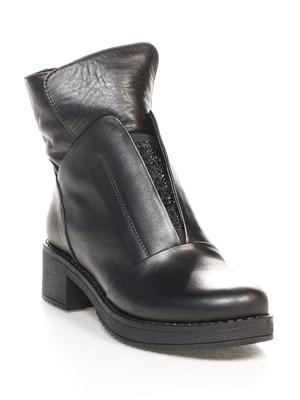 Ботинки черные | 4649047