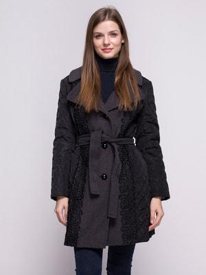 Пальто серое | 4683545