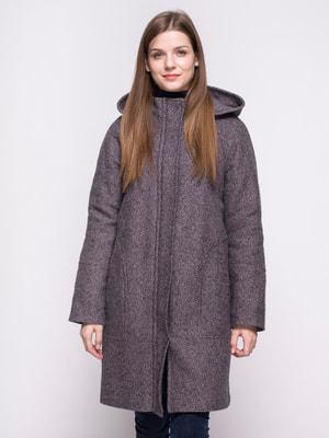 Пальто коричневое | 4492624
