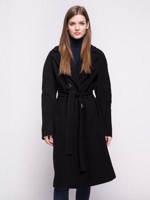 Пальто черное | 4520393