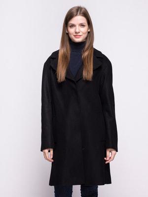 Пальто черное | 4683532