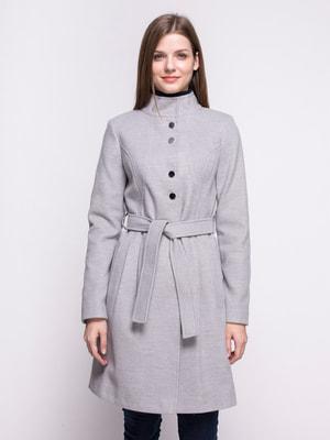 Пальто серое | 4492614