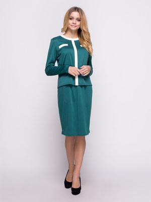 Костюм: блуза и юбка   4683522