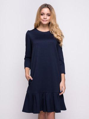 Сукня синя | 4683516