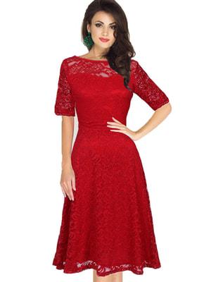 Сукня червона | 4685664