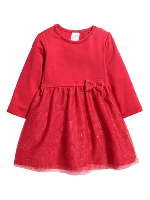 Платье красное | 4683680