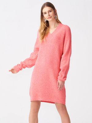 Сукня персикового кольору | 4686133