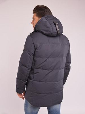 Куртка темно-синяя | 4682499