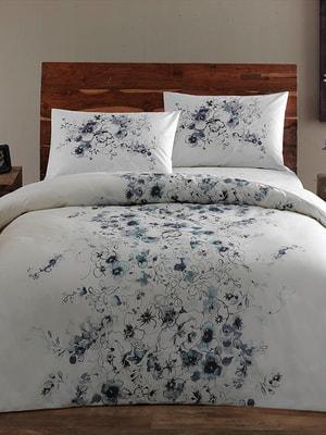 Комплект постельного белья двуспальный (евро) | 4593639
