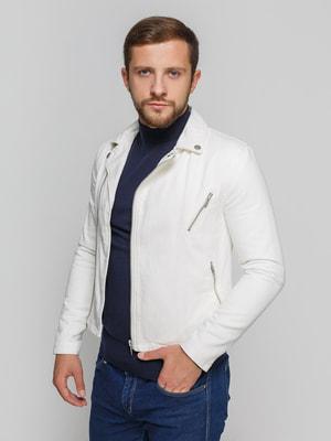 Куртка біла | 4519459