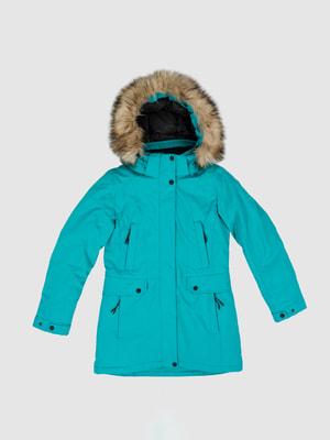 Куртка бірюзова | 4682620