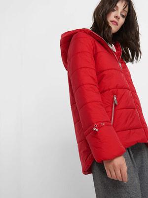Куртка красная | 4677722