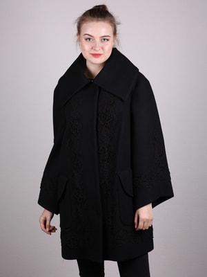 Пальто черное | 4690618
